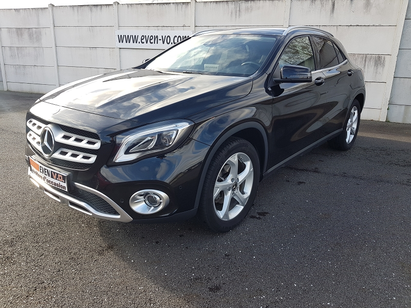 Photo 1 de l'offre de MERCEDES-BENZ CLASSE GLA (X156) 200 D 136CH SENSATION 7G-DCT EURO6C à 28000€ chez Even VO