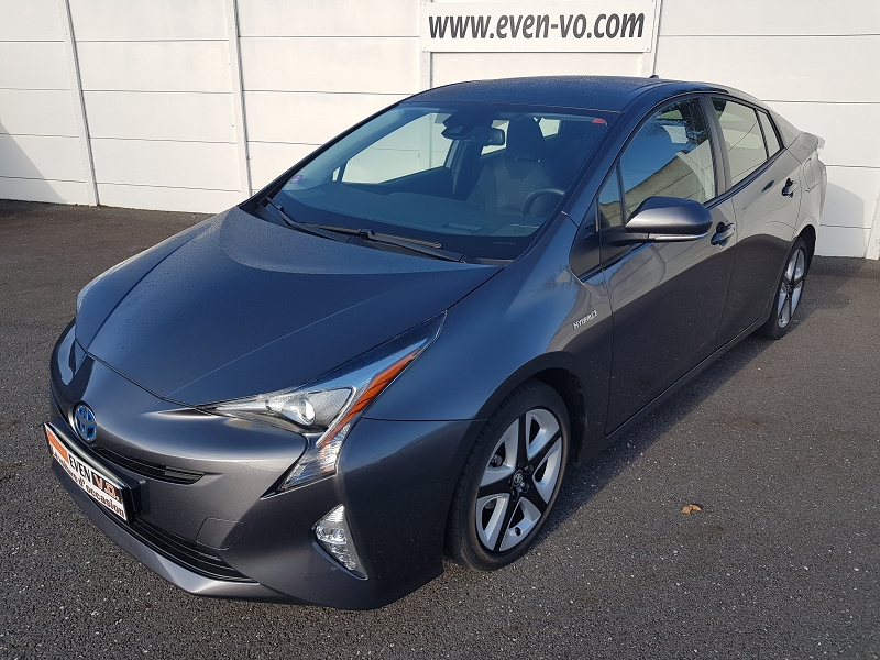 Photo 1 de l'offre de TOYOTA PRIUS 122H DYNAMIC PACK PREMIUM RC18 à 23000€ chez Even VO