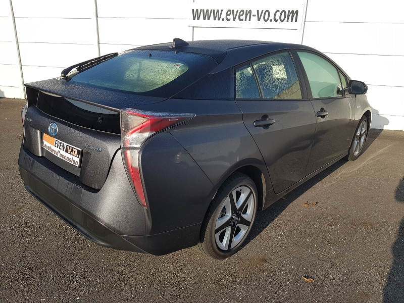 Photo 2 de l'offre de TOYOTA PRIUS 122H DYNAMIC PACK PREMIUM RC18 à 23000€ chez Even VO