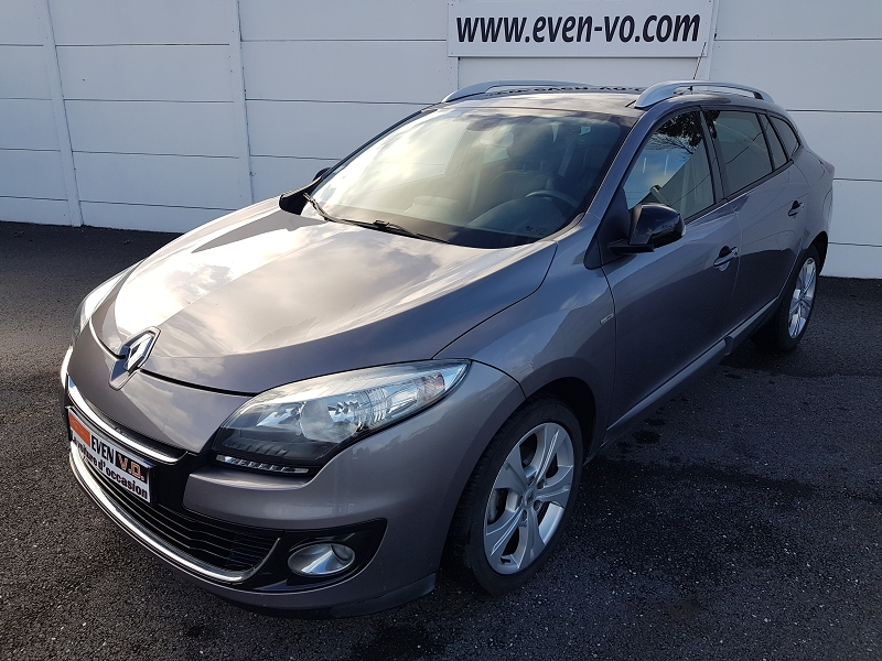Photo 1 de l'offre de RENAULT MEGANE ESTATE 1.5 DCI 110CH ENERGY FAP BOSE ECO² à 7000€ chez Even VO