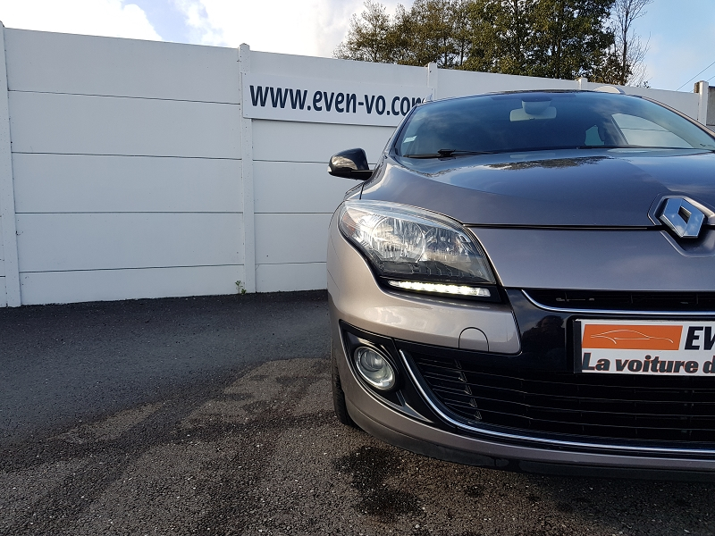 Photo 27 de l'offre de RENAULT MEGANE ESTATE 1.5 DCI 110CH ENERGY FAP BOSE ECO² à 7000€ chez Even VO