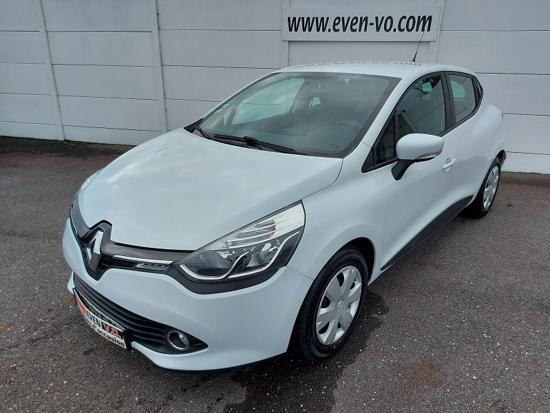 Photo 1 de l'offre de RENAULT CLIO IV STE 1.5 DCI 75CH ENERGY AIR MEDIANAV à 7500€ chez Even VO