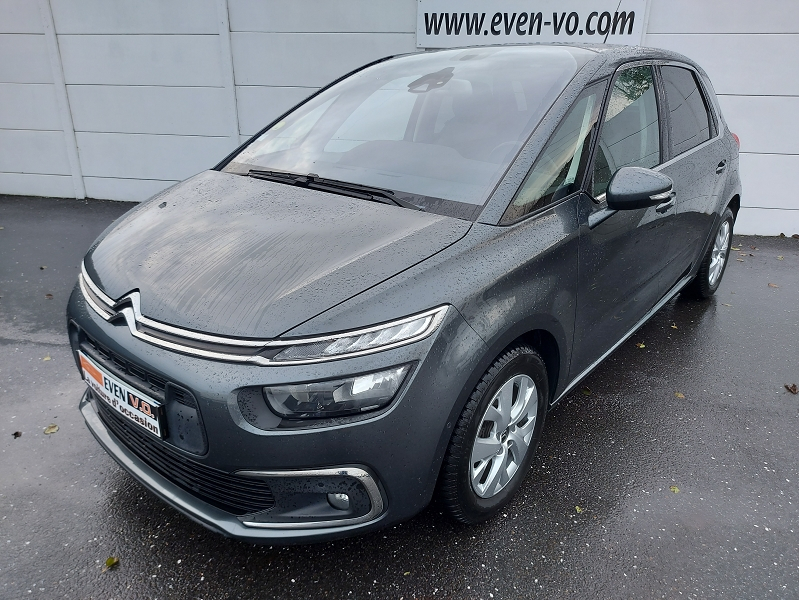 Photo 1 de l'offre de CITROEN C4 PICASSO BLUEHDI 120CH BUSINESS + S&S 94G à 15000€ chez Even VO