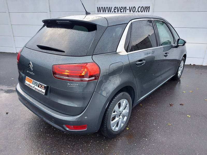 Photo 2 de l'offre de CITROEN C4 PICASSO BLUEHDI 120CH BUSINESS + S&S 94G à 15000€ chez Even VO