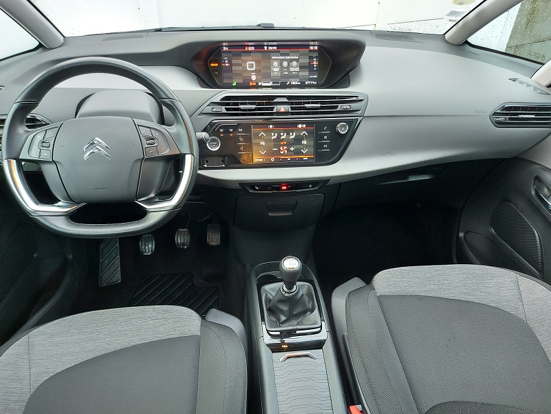 Photo 4 de l'offre de CITROEN C4 PICASSO BLUEHDI 120CH BUSINESS + S&S 94G à 15000€ chez Even VO