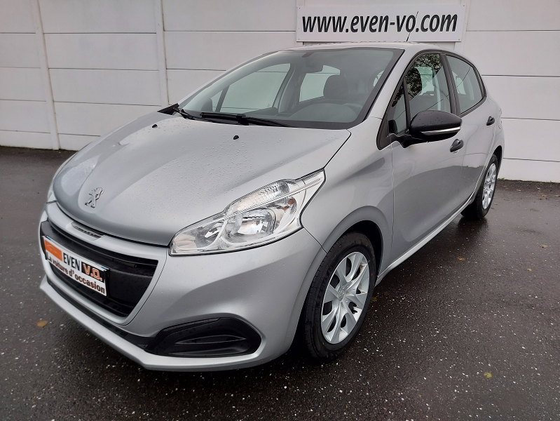 Photo 1 de l'offre de PEUGEOT 208 AFFAIRE 1.6 BLUEHDI 75CH PREMIUM à 7500€ chez Even VO